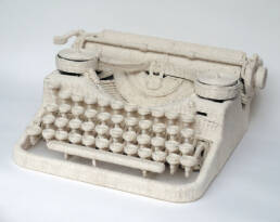 String Wrapped (Typewriter)