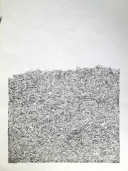 Imagined Lines - original doodle