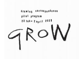 GROW 10 Letters 10 Drawings