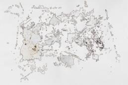 PuddleWorld 2021 A map-like Drawing