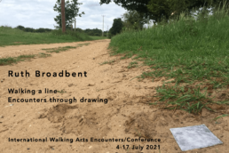 Ruth Broadbent Drawing Activity for Prespa 2021 Image and Text